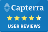 capterra reviews badge